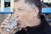 آب آشامیدنی تولید شده از فاضلاب